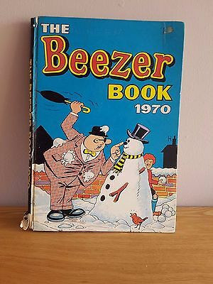 The Beezer Book 1970 Annual