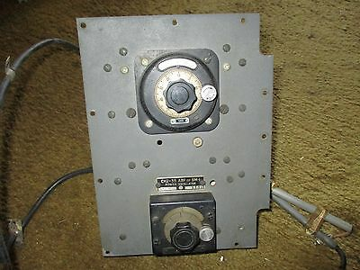 Wwii Navy Transmitter Power Oscillator Unit