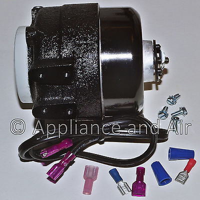 True 800448 Low Temperature PSC4BE6HBA16 115V Evaporator Fan Motor - ships TODAY