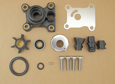 Mtm Evinrude Johnson 394711 Water Pump Kit Fits 9.9, 15 Hp 2 And 4 Stroke