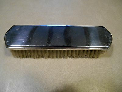 Silver clothes Brush 1917.
