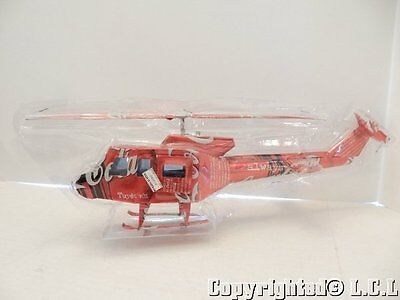 COCA-COLA Can Helicopter Aircraft made w/ Coke Aluminum Cans