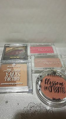 Lot mixte maquillages astor,essence,catrice,neuf articles