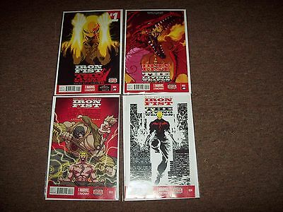 Iron Fist The Living Weapon 1 2 3 4 5 6 7 8 9 Complete Run