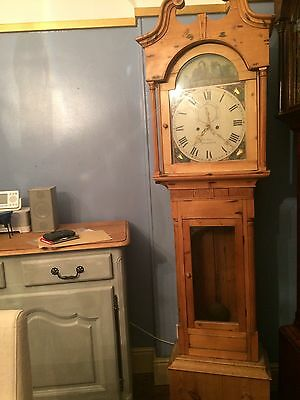 Grandfather 8 day Clock