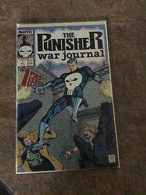 Marvel Punisher 1st Issue Comic Lot Of 6