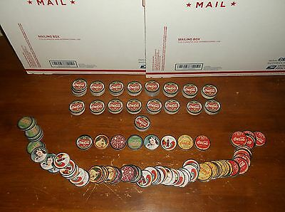 """1993 Coca Cola Trading Cards """"Coke Caps"""" Lot of (217) W/ 18 Complete Sets"""