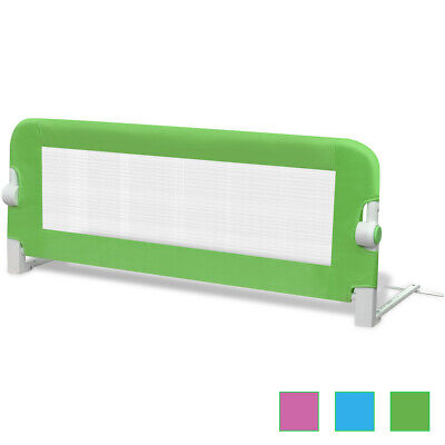 vidaXL Toddler Safety Bed Rail Baby Guard Gate 102x42cm/150x42cm Multi Colours