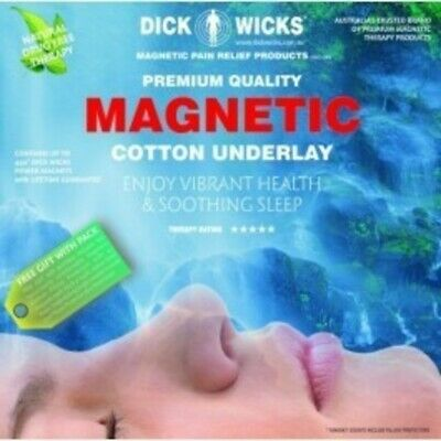 Dick Wicks Premium Cotton Magnetic Underlay Dick Wicks