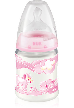 NEW NUK Baby Rose PP 150mL