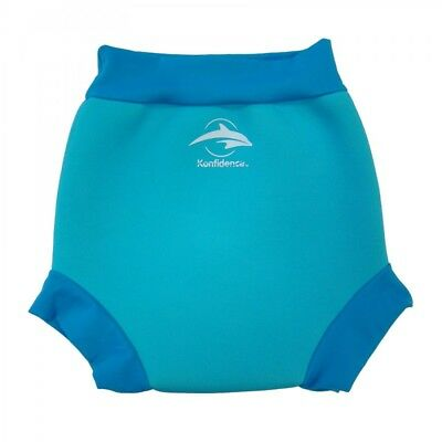 NEW Konfidence NeoNappy - Blue Small (4-7kg)