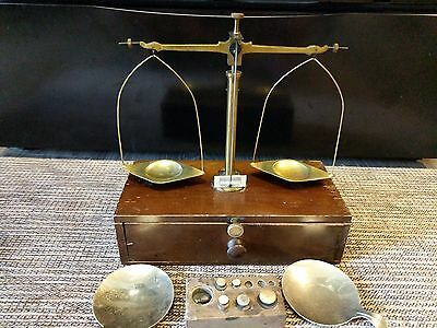 Henry Troemner Scale Vintage Weights and Measures Scale