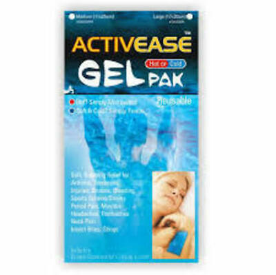 Activease Hot / Cold Gel Pack Dick Wicks