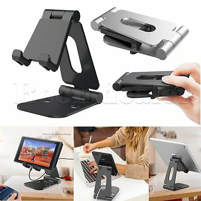 Foldable Game Gamepad Stand Bracket Holder Mount for Nintendo Switch / Phone /PC
