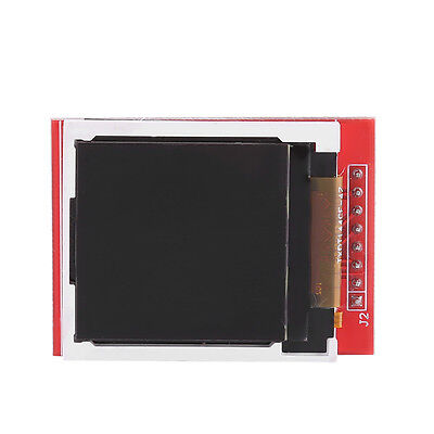 """1.44"""" Red Serial 128X128 SPI Color TFT LCD Module Display ST7735 Driver LCD HL"""