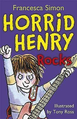 NEW   HORRID HENRY ROCKS book Horrid Henry