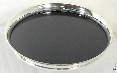 Sterling Silver And Bakelite ? Gorham Art Deco Tray Server Platter