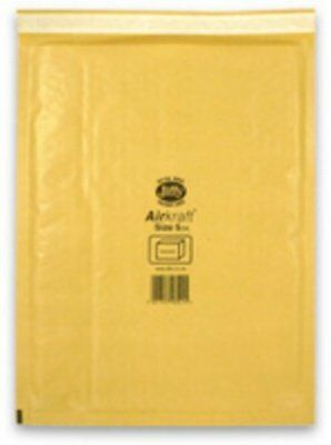Jiffy MMUL04605 Size 5 Airkraft Bag - Gold (Pack of 10)
