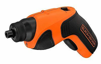 BLACK+DECKER Cs3651Lcqw Svitavv.Batt.3,6V