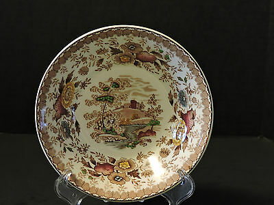 Vintage Woodland by Ridgway Made in England (1) Fruit / Berry Bowl