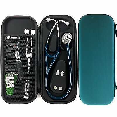 Pod Technical Cardiopod Cardiology Stethoscope Carry Case - Teal