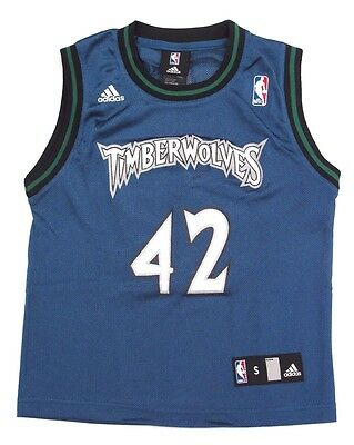 27bf46a258f Minnesota Timberwolves Jersey Kevin Love  42 Adidas NBA Youth 8 - 20 Home