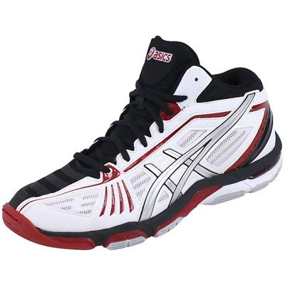 Chaussures Gel Gel Volley Elite 2 Montante Blanc Volley-Ball Homme Asics
