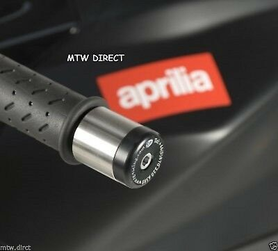 Aprilia RSV Mille 1998-2003 R&G racing bar end weights sliders
