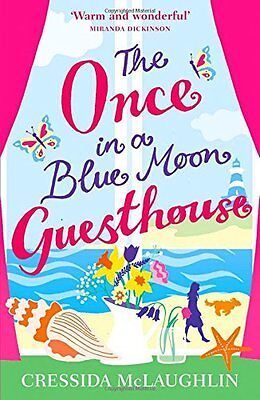 The Once in a Blue Moon Guesthouse by Cressida McLaughlin (Paperback, 2017)