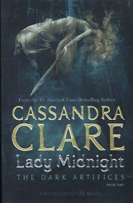 Lady Midnight (The Dark Artifices) by Cassandra Clare New Paperback Book