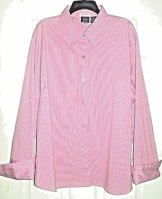 DCC Woman Stretch Shirt Size 3X *Free Shipping*