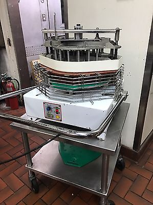 Sigma DR30 Table / Bench Top Dough Divider Rounder 30 Section