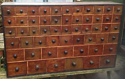 Apothecary Drawer Cabinet