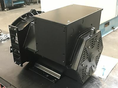 Generator End, 24Kw, Sae4, 1Ph,120/240V