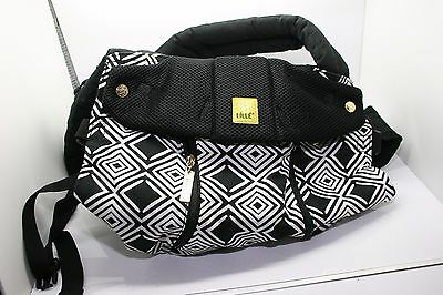 Lillebaby Black Lille 6 Postion Baby Carrier
