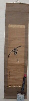 Chinese or Japanese Scroll Item #45 (goose)