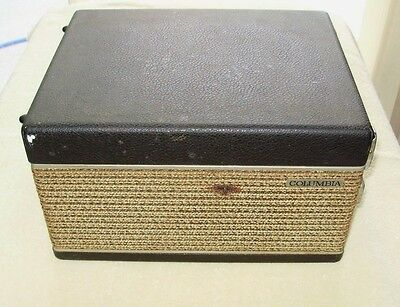 Vintage Reel To Reel Columbia by Sony Tape Recorder Player