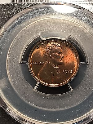 1913 Lincoln Cent- PCGS MS 64 RB