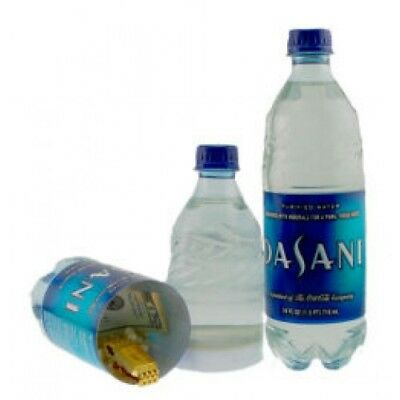 DASANI Water Bottle Hidden Secret Container Compartment Diversion Stash Can