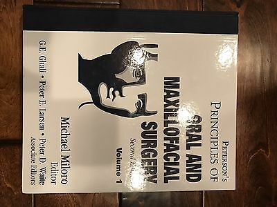 Peterson's Principles of Oral and Maxillofacial Surgery Set by Peter Larsen,...