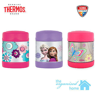Thermos Stainless Steel Vacuum Insulated Funtainer Food Jar 290ml