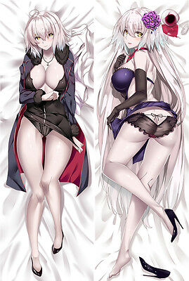 Game Fate Grand Order Apocrypha Dakimakura Pillow Case Cover Hugging Body
