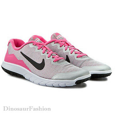 219a9883be6d7 NIKE FLEX EXPERIENCE 4 (GS) (749818-002) Girls Running Shoes
