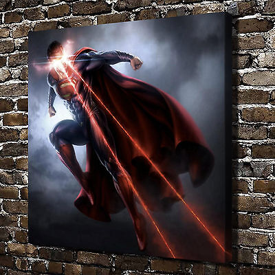 DC Superman poster HD Canvas Print Home Decor Paintings Wall Art Pictures