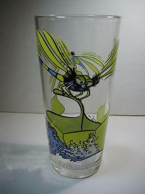 Evinrude Glass Pepsi Collector Series Walt Disney Productions 1977