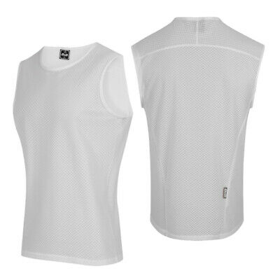 D2D Men's Lightweight Sleeveless Mesh Base Layer