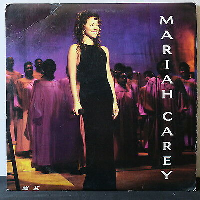 MARIAH CAREY Laser Disc