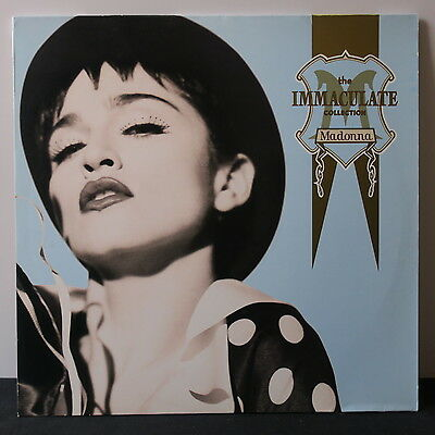MADONNA 'Immaculate Collection' Laser Disc