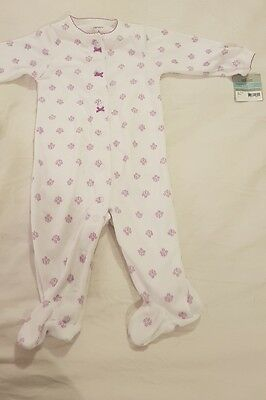 Baby Girl Babygrow, Size 3-6 Months