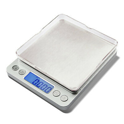 Pro 3000g x 0.1g Digital Gram Scale Pocket Electronic Jewelry Weight Scale Tool